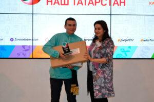 Фестиваль креативных санок «SUNNYФЕСТ» стал победителем в VII республиканском молодежном форуме «Наш Татарстан».